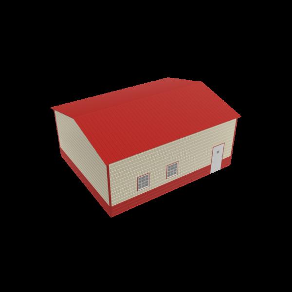 24x30x12 Garage
