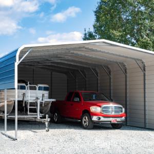 24x35x9 Regular Roof Carpor
