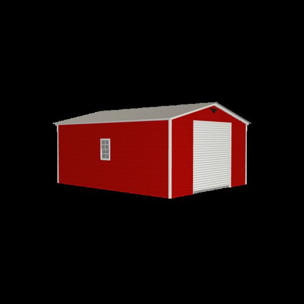 20x25x10 Metal Storage
