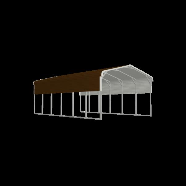 18x30x9 Metal Carport