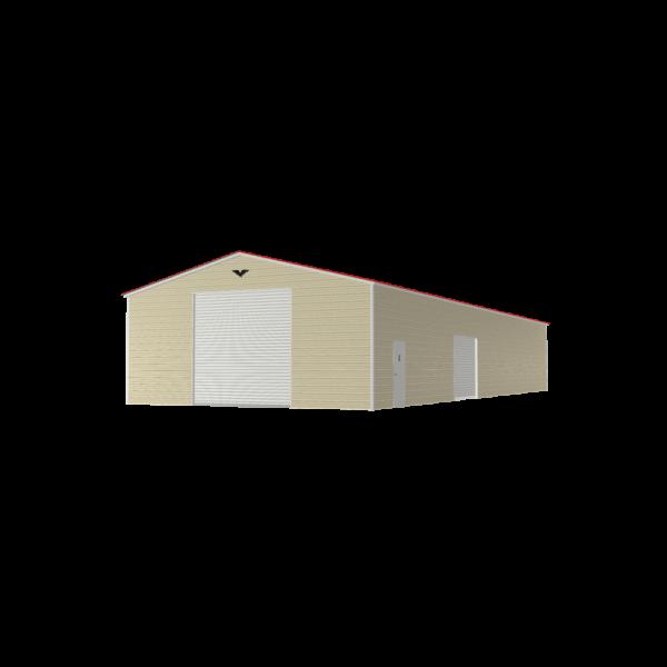 30x80x12 Metal Storage